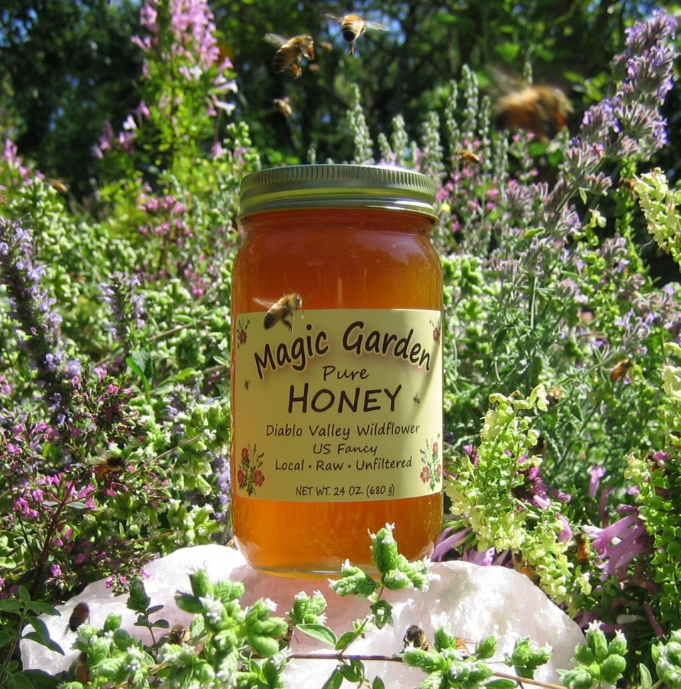 Magic Garden Honey